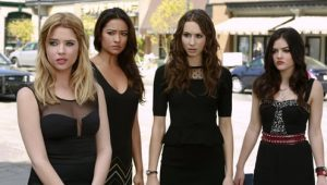 Pretty Little Liars: S04E01