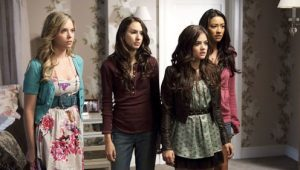 Pretty Little Liars: S01E04
